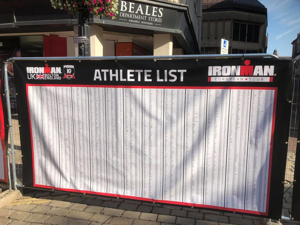 Coach_Terry_Wilson_Pursuit_of_The_Perfect_Race_IRONMAN_Bolton_United_Kingdom_Kevin_Nuun_Transition_rack_Bags_Names.jpg