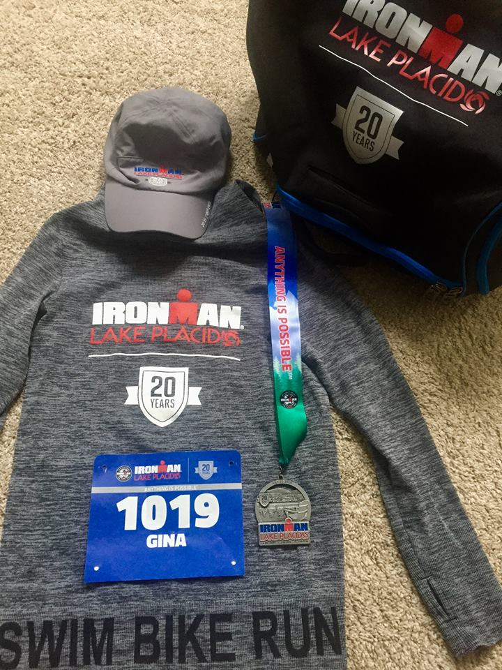 Medal and Shirt