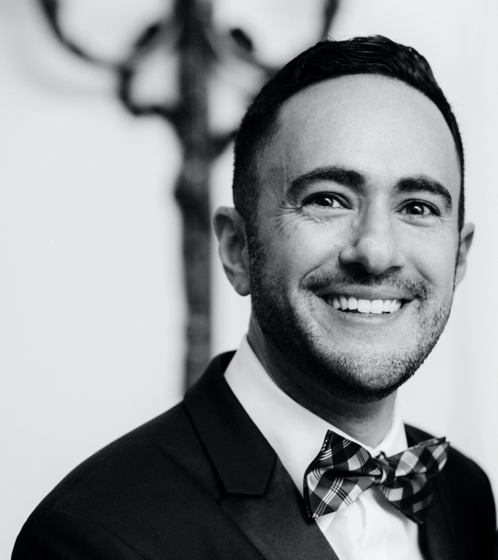 CBC/QWF Writer-in-Residence, Joshua Levy