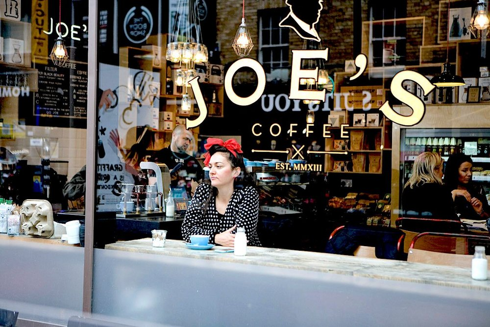Joe's Arnotts  Arnotts Department Store  Liffey street, Dublin 1    Map