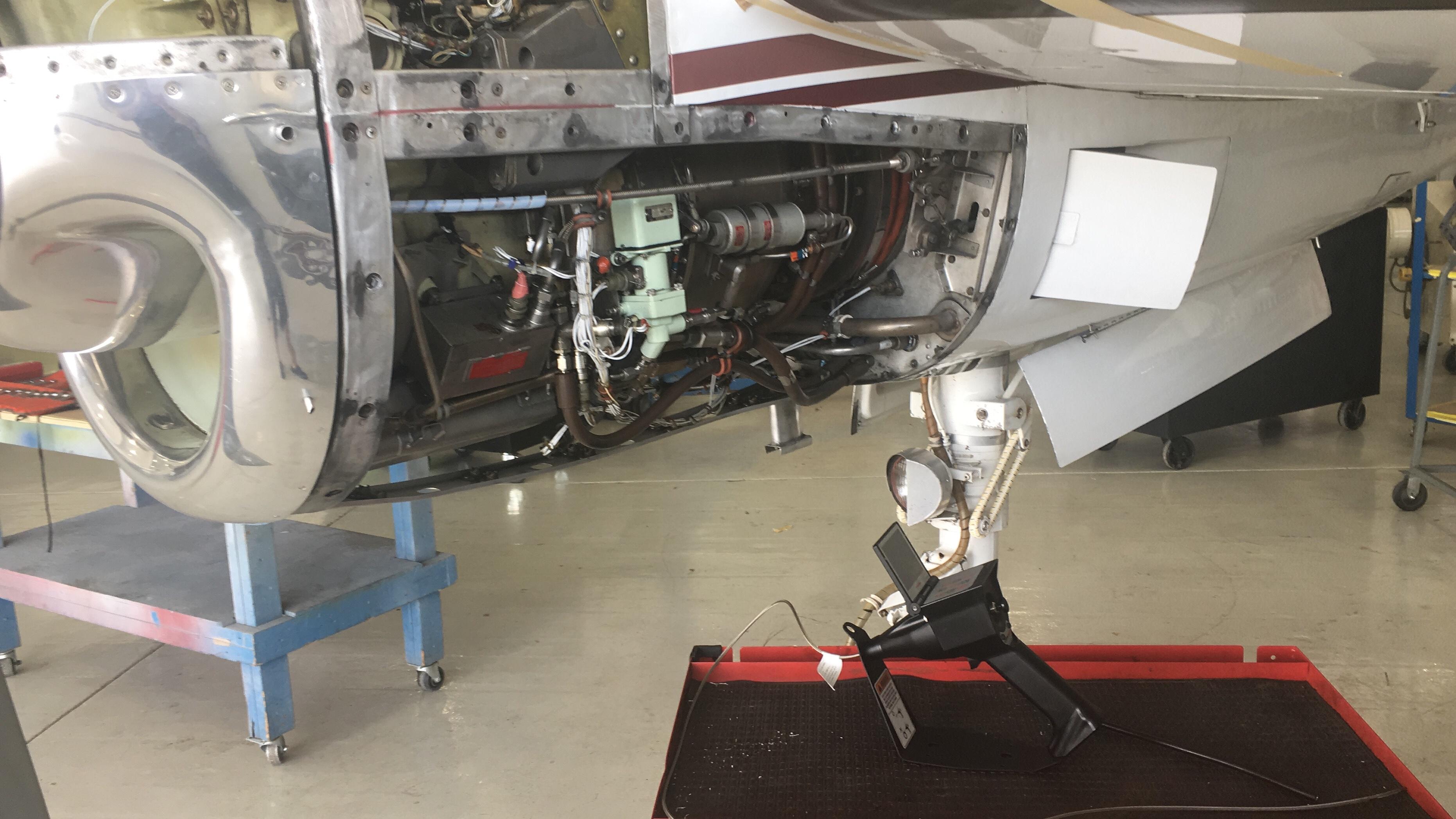 Honeywell TPE331 Engine Repair and Maintenance  - Hancock