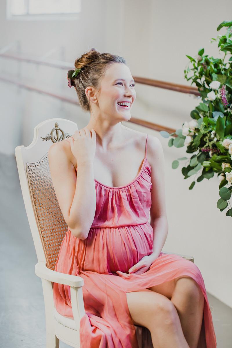 poppyhillflowers.com | Ballerina Maternity Floral Shoot | Poppyhill Flowers | Southern California Wedding Florist and Floral Designer _ (7).jpg