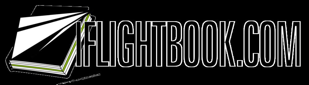 Copy of IFLIGHTBOOK LOGO Web Addy on Side - Go Flight Books LLC.png