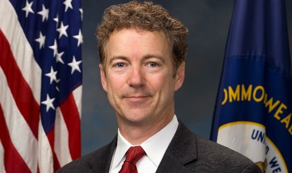 Senator Rand Paul (R) - Kentucky - Sen. Rand Paul is a Junior Senator from Kentucky. In his two terms, Senator Paul has been a strong proponent for criminal justice reform and federal cannabis legalization. In 2017, Senator Paul pushed two cannabis amendments to protect legal state cannabis laws and teamed up with Senator Kamala Harris to enact bail reform.