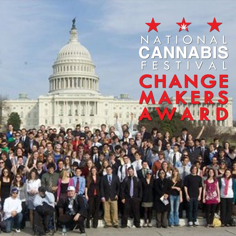 The Change Makers Award - Get to know the nominees — and vote for your favorite!