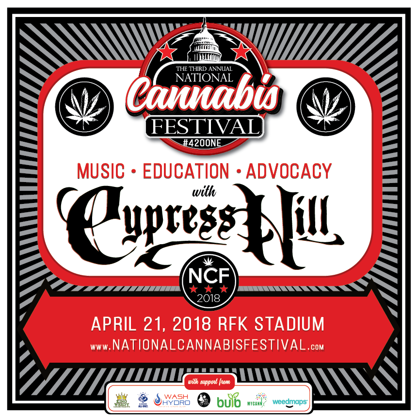 2018 NCF Concert Lineup Featuring Cypress Hill -