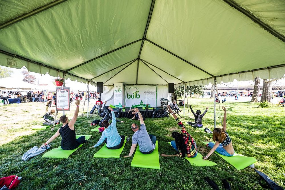 Wellness Pavilion -