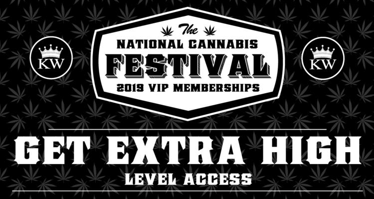 Tickets — National Cannabis Festival