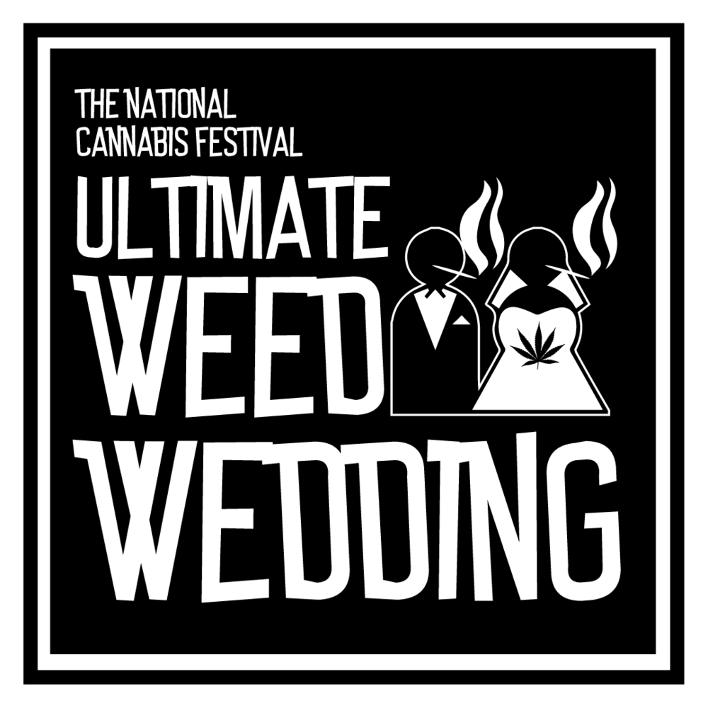 Ultimate Weed Wedding - We can smell… LOVE in the air!