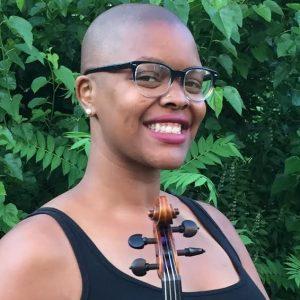YELLEY TAYLOR    violin/viola  also a member of Chicago Sinfonietta