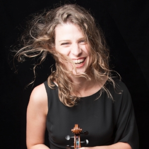 HANNAH CHRISTIANSEN   artistic director, violin  also a member of the Civic Orchestra of Chicago and Unsupervised: Chicago's Conductorless Orchestra