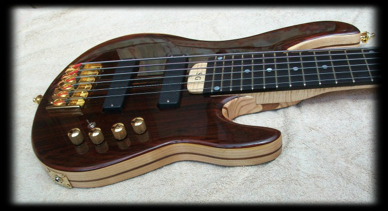 Sg Signature Bass - By Dalmedo Custom Guitars UK