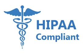 We value your privacy. Certified HIPAA Compliant (Cert. #148728)