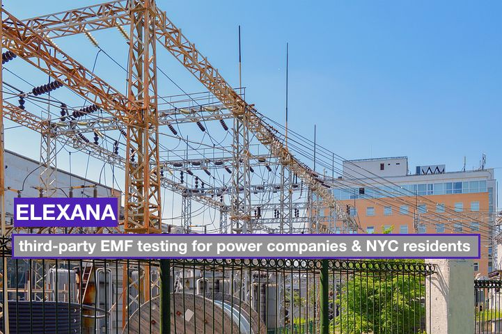 We have conducted third-party independent and unbiased EMF Testing for ECOSYSTEM Energy and Stuytown.