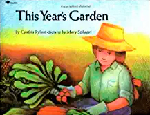 This Years Garden by Cynthia Rylant