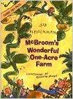 McBroom's Wonderful One-Acre Farm: Three Tall Tales by Sid Fleischman