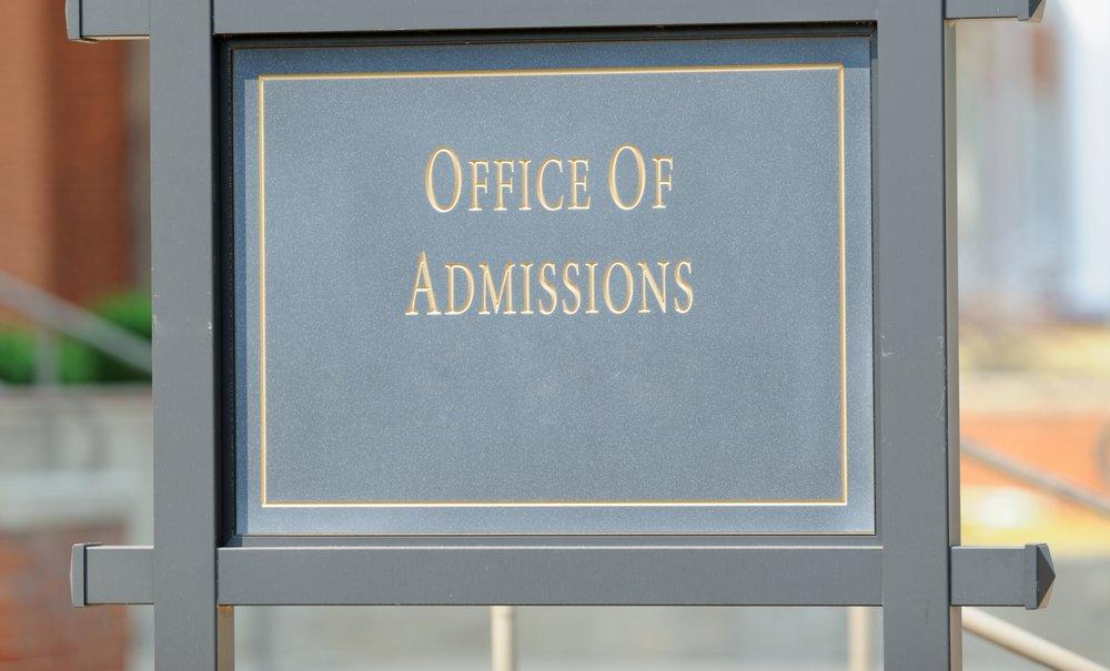 Admissions -