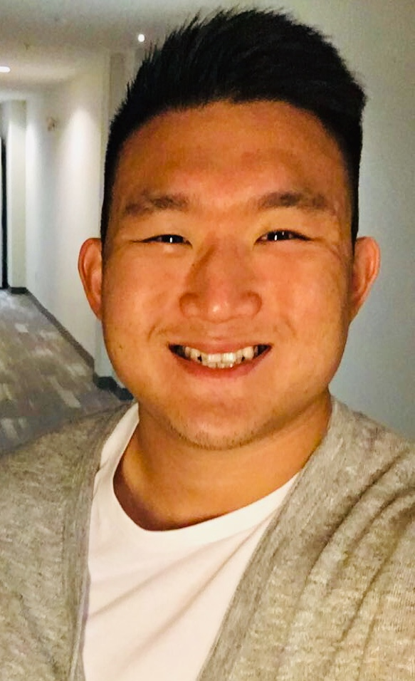 Paul Ahn,  MSc (c), BSc (UBC)