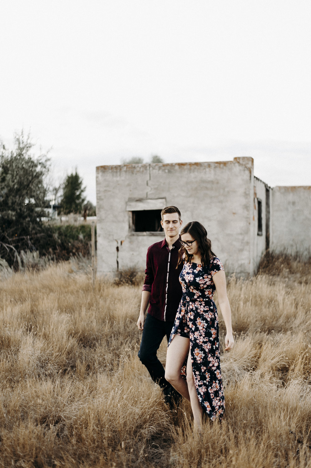 Medicine hat couples photography