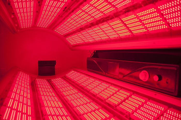 Red Light Therapy   Developed by NASA and delivered to you by JuJu. Turn back the clock as you build collagen and feed your cell's powerhouse: the mitochondria.