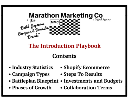 Industry marathon marketing co introduction playbook see our digital playbook pdf malvernweather Image collections