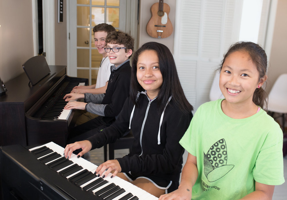 - Want to attract enthusiasticmusic students?