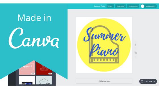 Canva Website Graphics