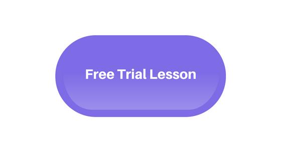Free trial lesson button