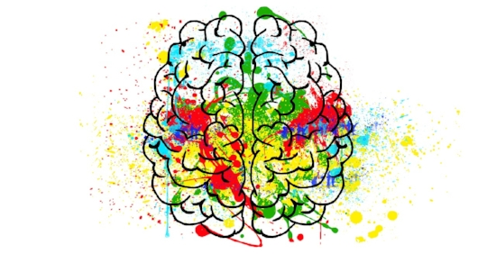 Color affects our brains.