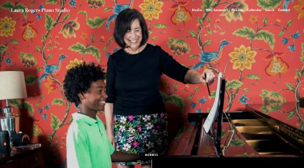 The Laura Rogers Piano Studio
