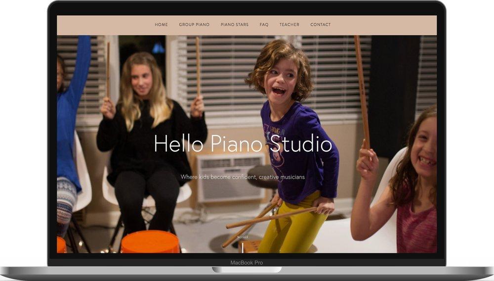 Hello Piano Studio