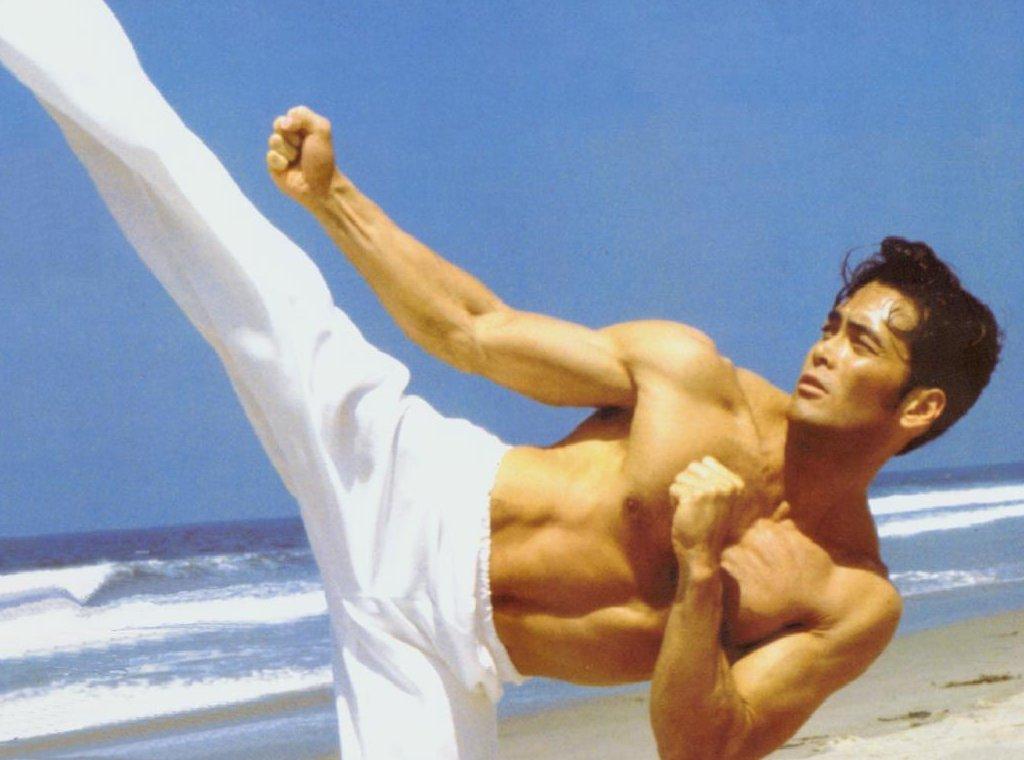mark dacascos - iron chef karate