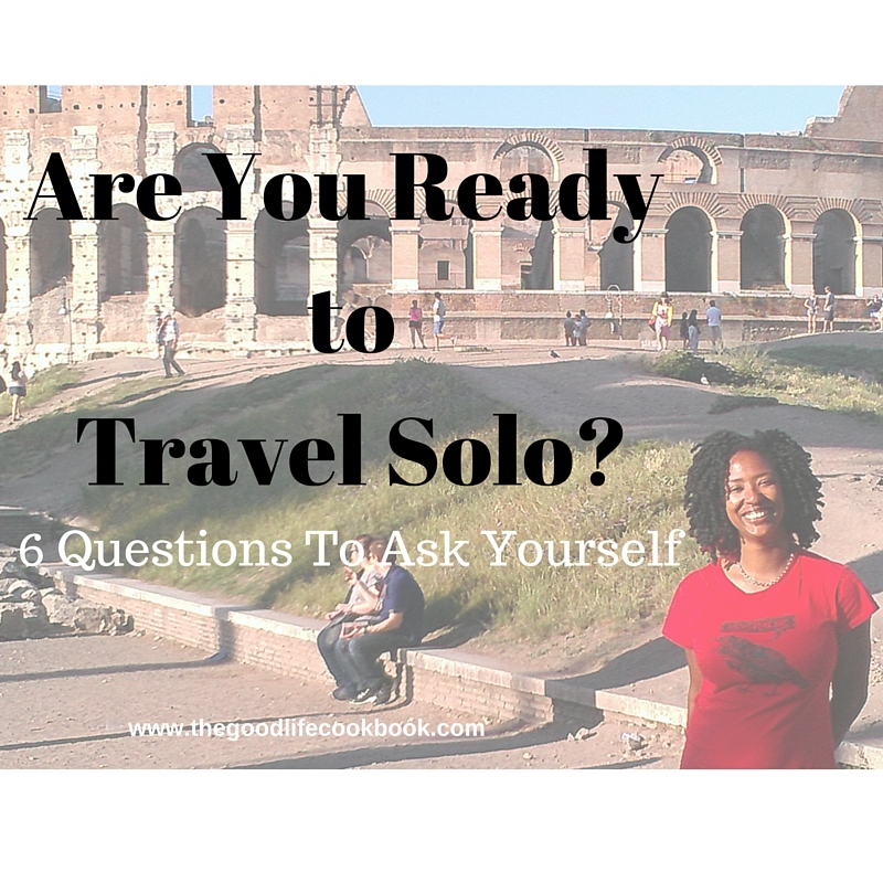 find out if you're ready for solo travel