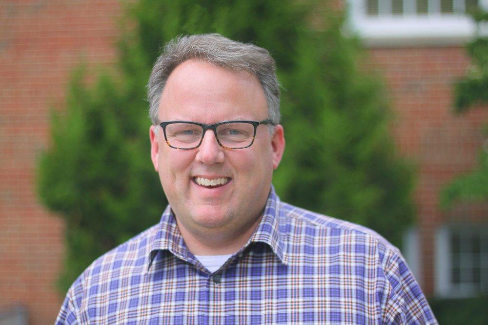 Rev. Drew Henderson, M.Div.