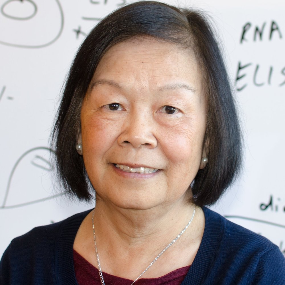 Lisa Ma - Senior Research AssociateLisa attended UCLA as an undergraduate, and completed her M.S. at Stanford. Throughout her professional career she has worked in protein science, cell biology, molecular biology as well as next generation sequencing. Lisa helped develop an AML cancer panel for clinical diagnoses and in the Jaiswal lab, she studies CHIP and single cell biology.