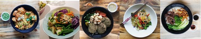 vegan gluten free plant based nutrition meals delivered portland
