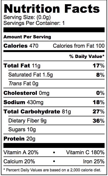 vegan plant based gluten free meal delivery portland oregon