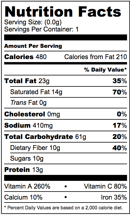 vegan gluten free plant based meal delivery portland oregon