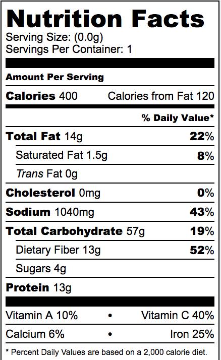 vegan plant based gluten freem meal delivery portland oregon