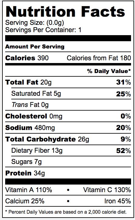 vegan gluten free plant based meal delivery service portland oregon