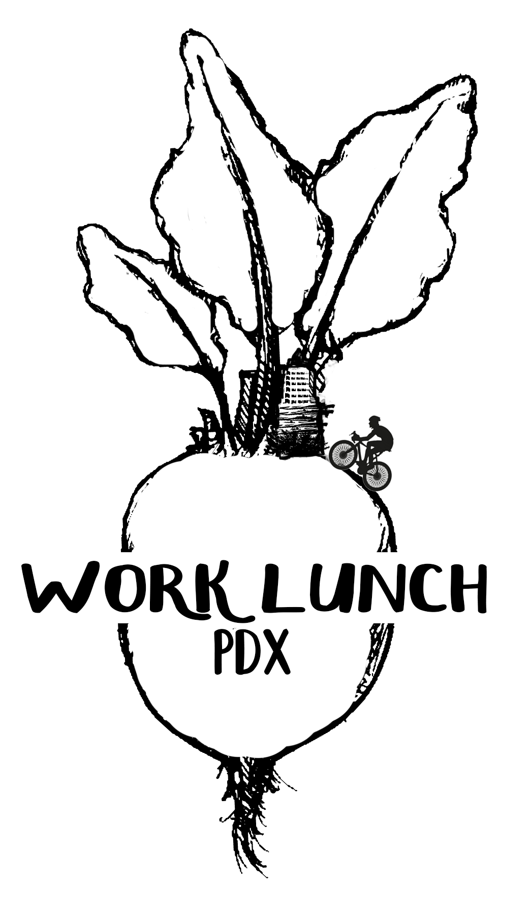 Work Lunch PDX