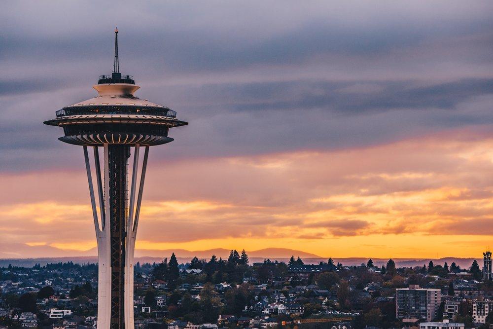 Seattle September 2016