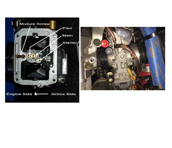 Keihin Fcr Adapter Spigot For Xr650 Xr650l App 1003 1
