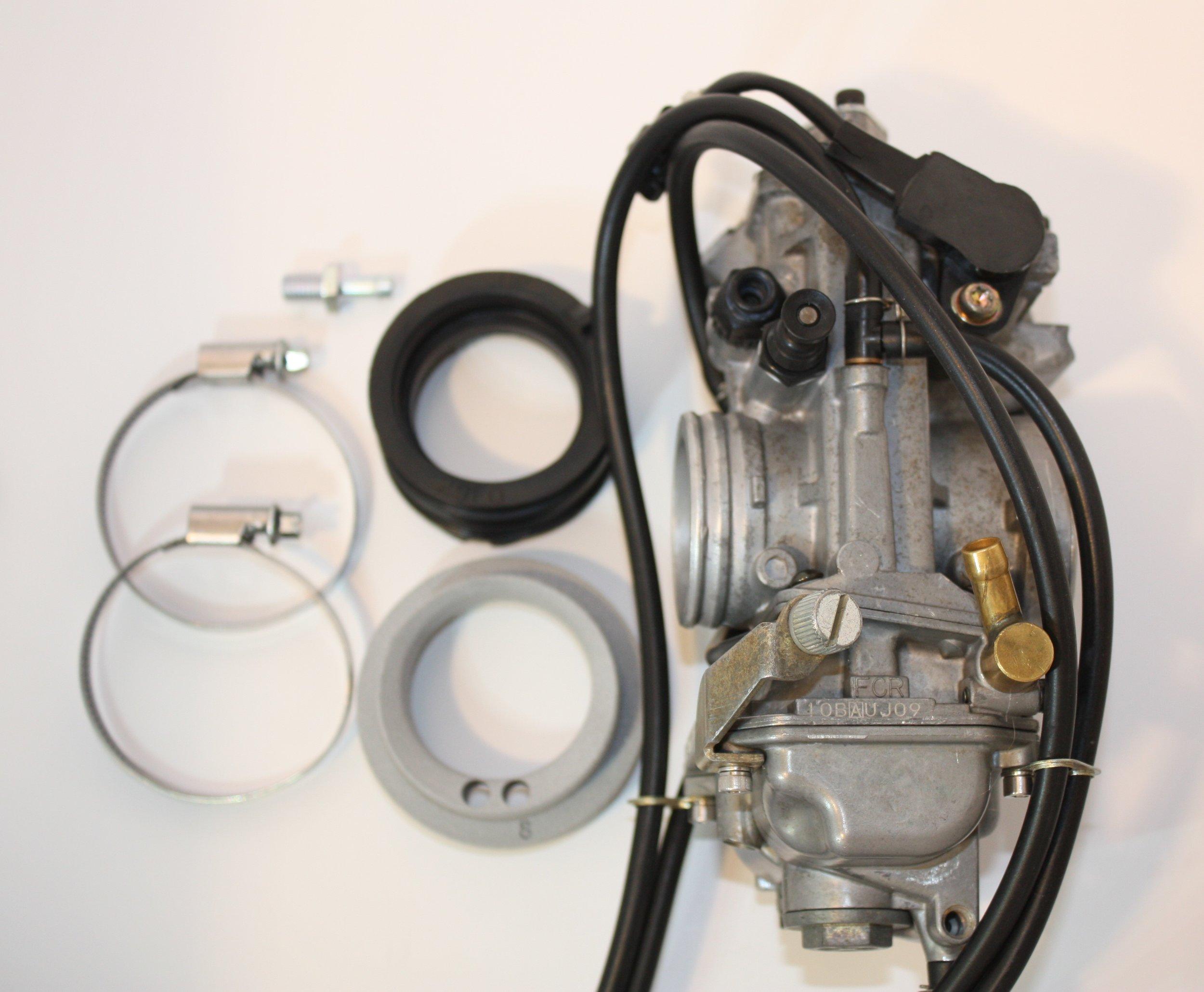 DRZ 400 FCR 39mm Carburetor and Installation Kit APP-1001-2