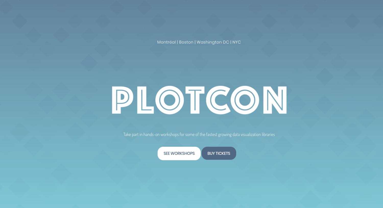 Tips from Plotcon — Precision Analytics