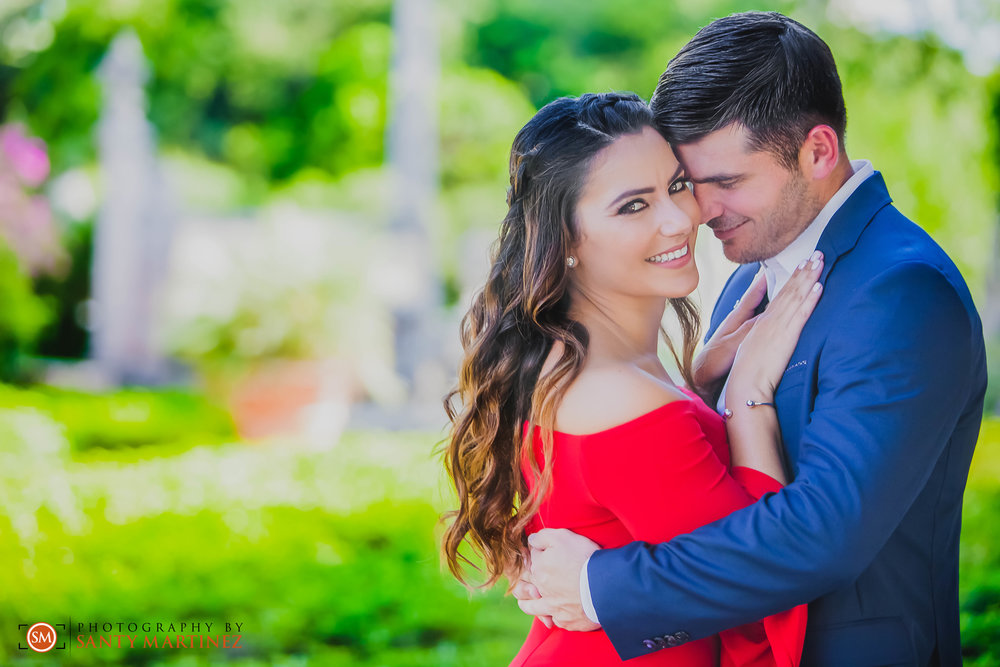 Vizcaya Engagement Session - Photography by Santy Martinez-1.jpg