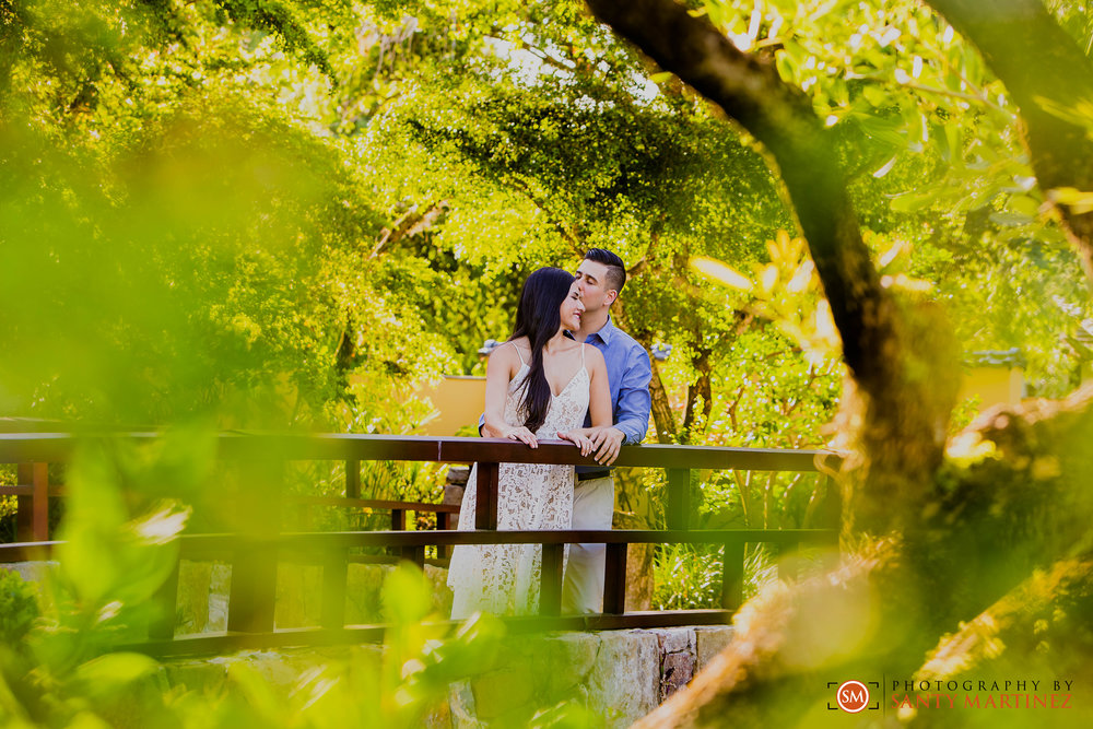 Morikami Engagement Session - Wedding Photographers - Santy Martinez-9.jpg