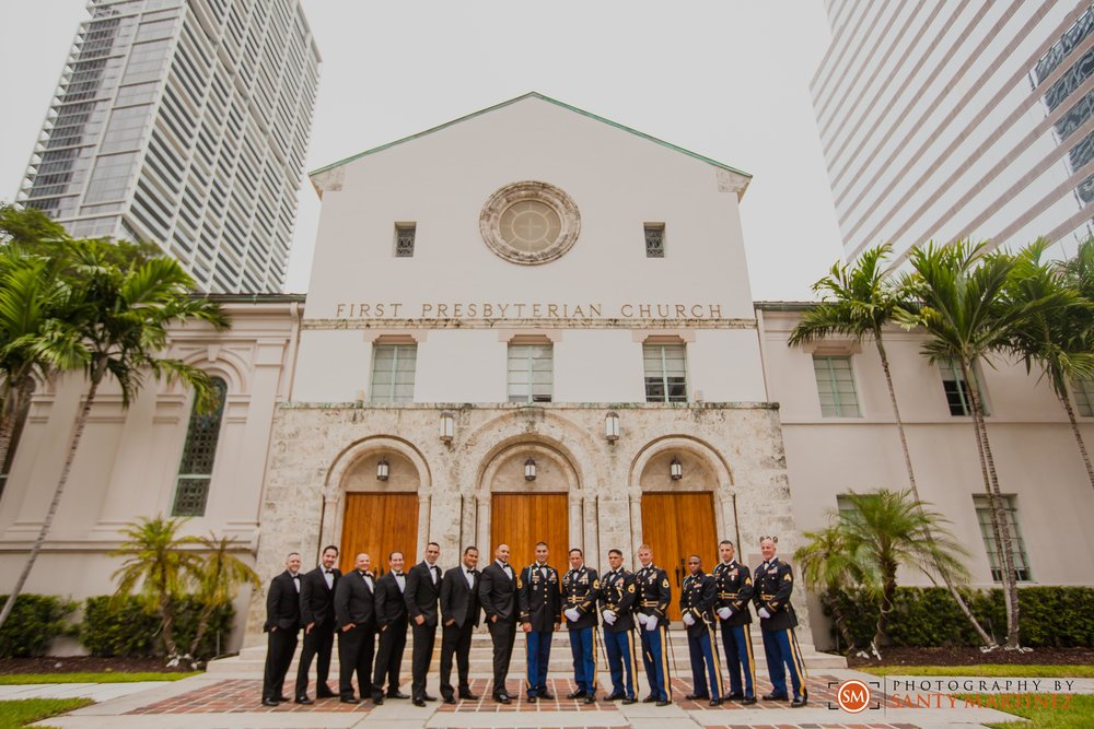 Wedding First Miami Presbyterian Church - Photography by Santy Martinez-15.jpg