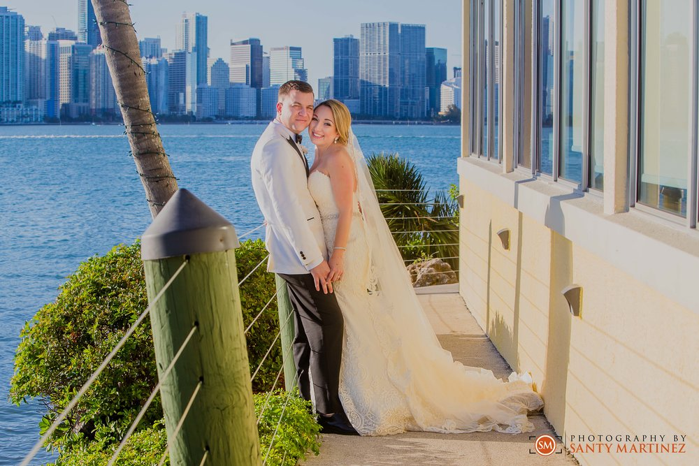Wedding - St Hugh Catholic Church - Rusty Pelican - Key Biscayne - Photography by Santy Martinez-37.jpg