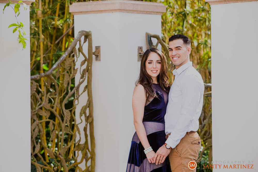 Engagement Session Florida Botanical Gardens - Photography by Santy Martinez.jpg